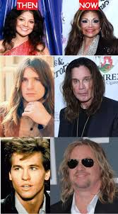 Hi ozzy , zach its brian taylor from image west and the old feyline.days and was a great friend of randy castillo s i. 23 Terribly Aging Celebrities Then And Now Photos Lustig