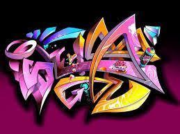 Animasi gambar dp bbm 3d dan 4d bergerak keren; Kumpulan Gambar Graffiti Keren Dan Terbaru Cara Download