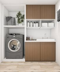 Laundry In Kitchen 100 Laundry Room Design Ideas Photos