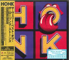 The <b>Rolling Stones</b> - <b>Honk</b> (2019, SHM-CD, CD) | Discogs