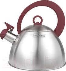 <b>Rondell RDS</b>-<b>921 Strike Чайник</b> со свистком купить в Минске