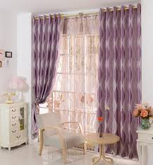 Living Room Curtain Modern Purple Living Room Curtains Zampco