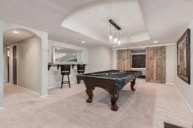 Basement Remodel Designs Extraordinary The Key Difference Between Remodeling Refinishing A Basement