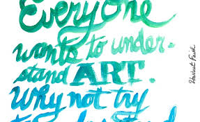 Beautiful Painting Quotes Best Of A Beautiful Quote From Picasso The Brooklyn Reader
