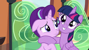 dvd review my little pony fim twilight and starlight
