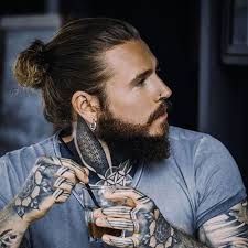 New Long Hair Style New Long Hairstyles For Men 2018 Long Silver