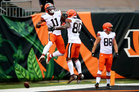 cleveland browns over under win total