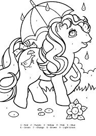 Small Picture Impressive Color By Number Coloring Pages Nice 2245 Unknown