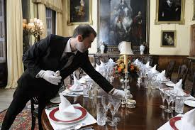 Dining Room Etiquette In Victorian England - Dining room etiquette