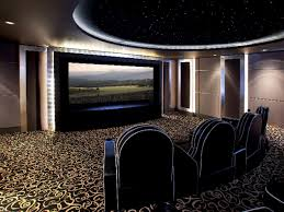 Home Theater Design Ideas Pictures Tips  Options HGTV - Home theatre interiors
