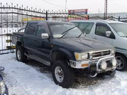 1994 Toyota Hilux PICK UP Pictures