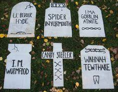 funny grave halloween ecard photo scary