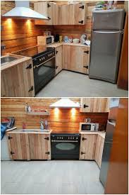 Diy Kitchen Cabinets Out Of Pallets 911storiesnet
