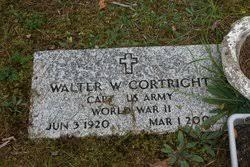 Walter William Cortright (1920-2005) - Find A Grave Memorial