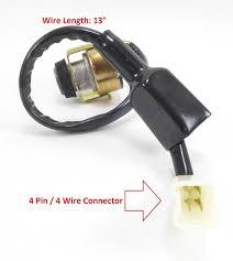 kawasaki ignition switch pin wire w keys