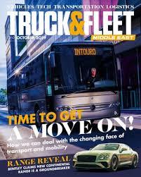 Truck Fleet Me October 2019 By Cpi Trade Media Issuu