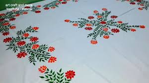 Machine Embroidery Designs For Bed Sheets New Bed Sheets Design I Hand Embroidery Designs