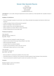 Business Operations Specialist Resume Www Topsimages Com
