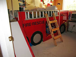 Fire Truck Bed Boys Bed Products I Love Pinterest Boy Beds