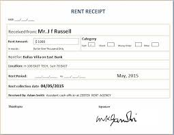 Rent Receipt Form Adorable Rental Receipt Word Engneeuforicco