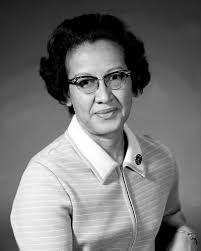 mathematician katherine johnson at work nasa katherine johnson