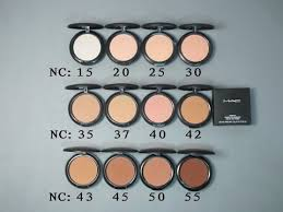 Mac Mineralize Skinfinish Color Chart Mac Studio Fix Powder Plus Foundation Review Youtube