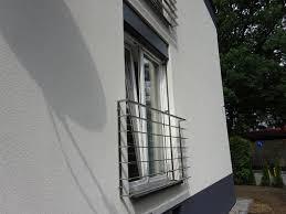 Französischer Balkon Nr Ws2 Stalmach Edelstahl