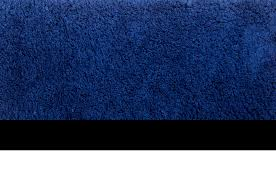 picture of homestrap mushy bath rug navy blue by homestrap