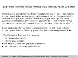 Cover Letter For Customer Service Representative Call Center Call Center Customer Service Representative