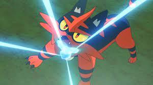 Ash's Torracat evolves into Incineroar!!! - Episode 143 - Ash Vs Kukui - Pokemon  Sun and Moon AMV - YouTube