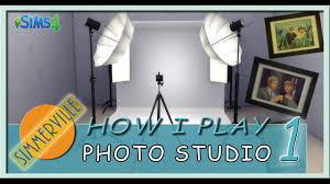 Studio Lights Sims 4 Tips Tricks 01 Get Creative With Photo Studio Ts4 Get To Work