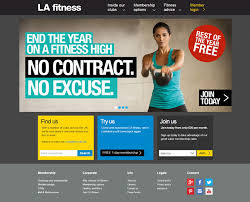 gym website design 17 best fitness and gym websites for your inspiration designyep