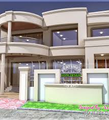Small Picture India Home Design With House Plans 3200 Sqft 3 Bedroom House