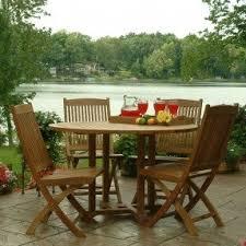 teak patio chairs teak set1