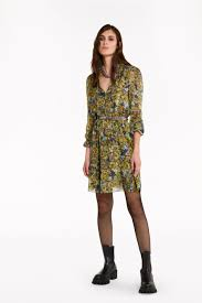 <b>Camouflage print</b> mini dress | Patrizia Pepe