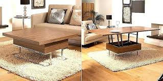 convertible coffee dining table inspirational more functions in convertible coffee dining table convertible coffee dining table