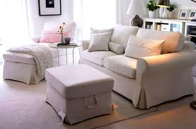 IKEA Living Room Ideas For New Year 2014: Fabric Sofas