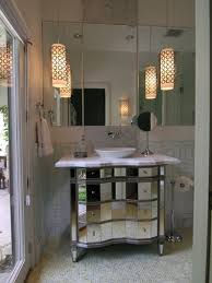 Inspiration for a contemporary bathroom remodel in San Diego with a vessel  sink