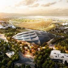 google tel aviv offices rock. Google Reveals Latest Designs By BIG And Heatherwick For New California HQ Tel Aviv Offices Rock