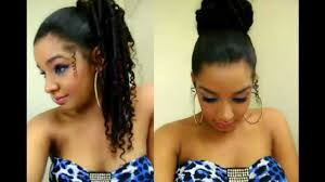 You Tube Hair Style easy quick hairstyles how to updo ponytail cute top high bun 1380 by wearticles.com