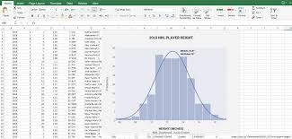 how to make a histogram in excel make a histogram chart online with chart studio and excel