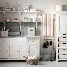 laundry room storage cabinets. Utility Room Storage Cabinets With Open Shelving To Laundry