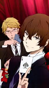Discover images and videos about dazai osamu from all over the world on we heart it. Doppo Kunikida And Osamu Dazai 720x1280 Mobile Wallpaper