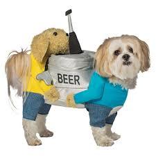 Ups Dog Costume Size Chart Beer Keg Pet Costume