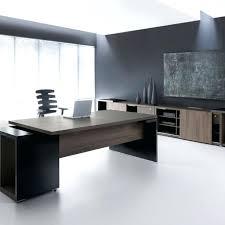 office furniture modern design. Modern Executive Office Desk Ultra Black  . Furniture Design