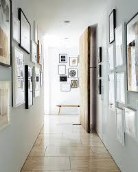 Designs Ideas:Minimalist Hallway Design With Artwork Wall Decor 15  Interesting Modern Hallway Decorating Ideas