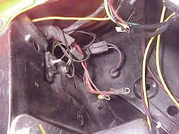 69 wire harness routing pic s front radiator support team note below the new wires installed i used 8ga to replace the originals also look where the wires turn to go around the radiator support