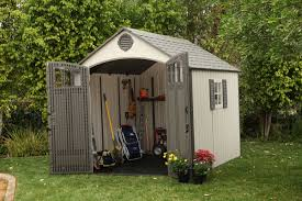 build a storage shed or it eieihome