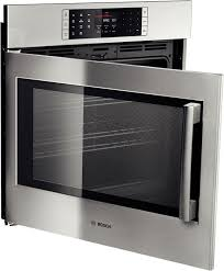 side opening oven. Beautiful Opening Bosch Benchmark Series HBLP451LUC  30 On Side Opening Oven AJ Madison