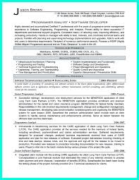 sample computer programmer resume computer programmer resume has some paragraphs that focuses on the